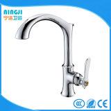 Hauteur du corps du bassin du bassin de la salle de bains d'un comptoir robinet robinet mélangeur
