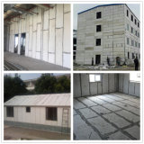 Painel de parede seguro do sanduíche do cimento do EPS da maneira da instalação para Chipre África norte Egipto