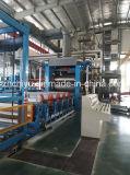 Interner Mischer-führendes System in der Kunststoff- u. Gummiindustrie