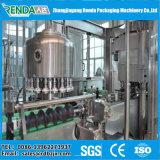Automatischer Aluminiumgetränkedosen-Soda-Knall, der Maschine herstellt