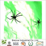 Хэллоуин Stretchable полиэстер многоцветные Spider Web-участник украшения