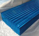 Buona lamiera di acciaio rivestita dell'onda di acqua di qualità PPGI