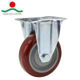 Roulette polyuréthane pour charge moyenne