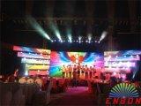 Fase de grande ecrã LED de conferência de vídeo HD e de iluminação mostrar P3