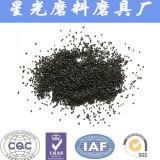 Pulido de aluminio Óxido negro de malla de 24