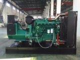 diesel 80kw/potere/generatore elettrico/silenzioso/aperto di Cummins con l'alternatore diplomato CSA