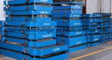Plaques Gea NT100X SS304/SS316/titane avec joints NBR