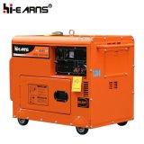 5kw Générateur Diesel avec panneau de commande numérique (DG6500SE)