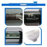 Systèmes de codage tenus dans la main en acier de laser de fibre de Stainess