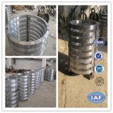 1045 Flanges forjadas de aço carbono Ring