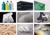 Plástico que destroza machacando el sistema de la granulación