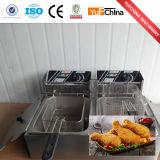 Friteuse électrique professionnelle industrielle/poêle