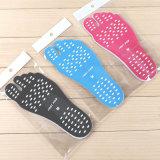 Zusammengepaßter rutschfester barfüßigstrand-unsichtbarer Schuh-Auflage-Fuss-Schutz-Fuss-Aufkleber