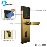 Bloqueo y manetas programables de puerta del hotel electrónico inteligente