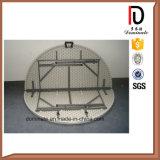Tabella rotonda di plastica superiore di cerimonia nuziale dell'hotel dell'HDPE