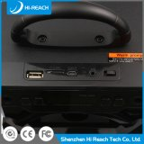 Haut-parleur sans fil portatif extérieur de Bluetooth avec radio fm