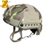 Шлем ABS военной игры CS Paintball Airsoft сердечника цвета OPS камуфлирования Италии быстрый тактический