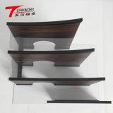 Personalizar las piezas de material ABS Paneles de madera de plástico prototipo