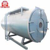 3 Durchlauf-Doppelkraftstoff-horizontaler Dampfkessel