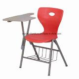팔걸이를 가진 현대 신식 편리한 학교 의자