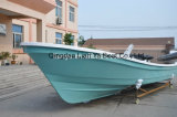 7.6m Fischerboot-Verschiffen-Boots-Transport-Boot des Fiberglas-10persons