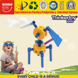Воспитательная игрушка DIY для серии робота строительных блоков детей