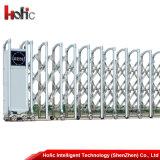 Alliage d'aluminium porte de clôture de la porte de pliage