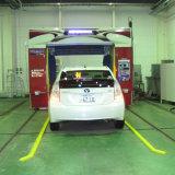 Поместите указатель мыши автомобильная мойка машины Автоматическое оборудование для мойки автомобилей