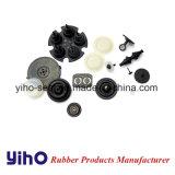 NBR/Silicone/EPDM/FKM geformte Gummimembranen für Pumpen