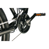 リチウム電池の電気バイクのハブモーター電気バイク