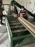 Espuma de EPS cornisa decorativa arena enlucido de cemento acrílico de revestimiento de la máquina