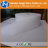Rohes weißes Nyloneinspritzung-Haken-Flausch-Befestigungsteil-Band