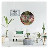 Wand-Kunst-Abbildung-Blumen-Ölgemälde/Wand-Abbildung für Wohnzimmer und Badezimmer