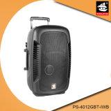 12 haut-parleur actif sans fil de Bluetooth de batterie portative de pouce 50W avec à télécommande