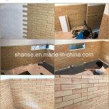 La mejor baldosa cerámica suavemente roja del material de construcción de la renovación