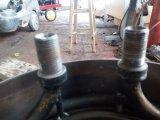 tanque de mistura da velocidade 0~200rpm ajustável para a produção do suco do leite