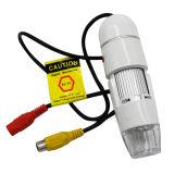 TV400X LED 8つのLEDライトが付いている携帯用USBの顕微鏡