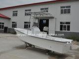 堅く柔らかいボートを採取しているLiya 19FTの中国の製造者