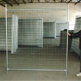Type clôture provisoire, clôture amovible de l'Australie et du Canada