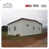 Villa domestica prefabbricata del pannello a sandwich della Camera prefabbricata delle case modulari