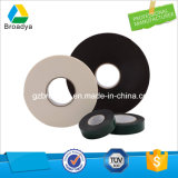doppio EVA acrilico solvibile parteggiato del nastro adesivo della gomma piuma di 1.5mm (BY-ES15)