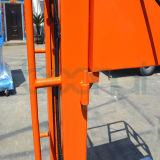 Máquina desbastadora conservada em estoque aérea automotora (mastros triplos)