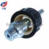 Dkf ajustant la noix en laiton convenable de pipe de noix en aluminium hydraulique de l'ajustage de précision 20011 ajustant l'embout de durites métrique de l'eau M20