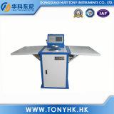 Tissu entièrement automatique Machine de test de perméabilité de l'air