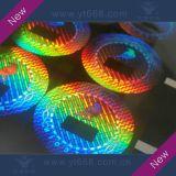 La Manche multi de collant fait sur commande de l'hologramme 3D avec le numéro de série