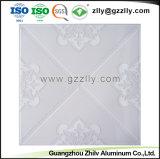 12 Tegels van het Plafond van het Aluminium van de jaar de Ervaring In reliëf gemaakte Valse met ISO 9001