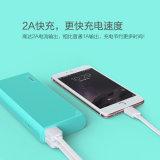 Batería portable universal de la potencia 10000mAh para el androide y el iPhone