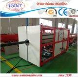 Gute Qualitätsplastikrohr-Strangpresßling-Zeile PPR PET Rohr-Verdrängung-Maschine