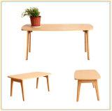 Складная таблица чая твердой древесины малая