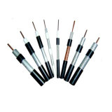 Cable de poca atenuación del CCTV del cable coaxial RG6